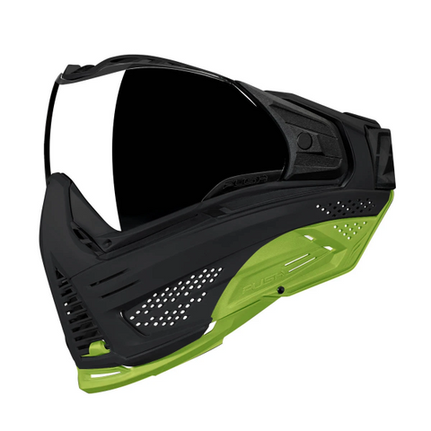 Push Unite Goggle Soft Ear Chin Extension Lime