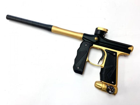 Empire Mini GS W/ 2 Piece Barrel- Dust Black/ Gold
