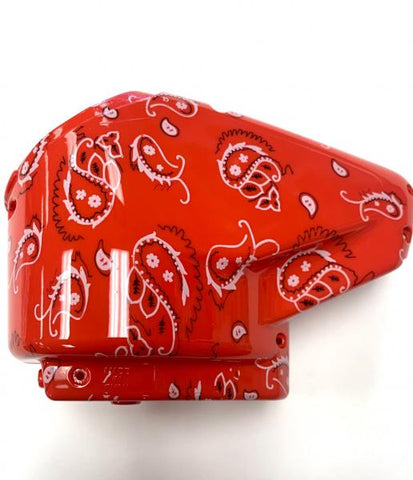 VL Vlocity Jr Shell Kit - Red Bandana