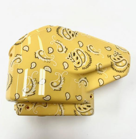 VL Vlocity Jr Shell Kit - Yellow Bandana