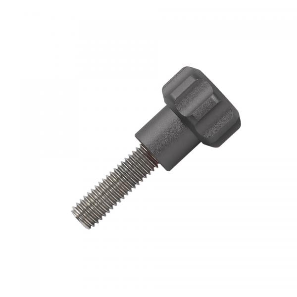 Exalt Etha/ Emek Feedneck Screw - Grey