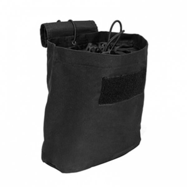 NC Star Folding Dump Pouch - Black