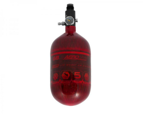 HK Army Compressed Air Tank 68 / 4500 - Red