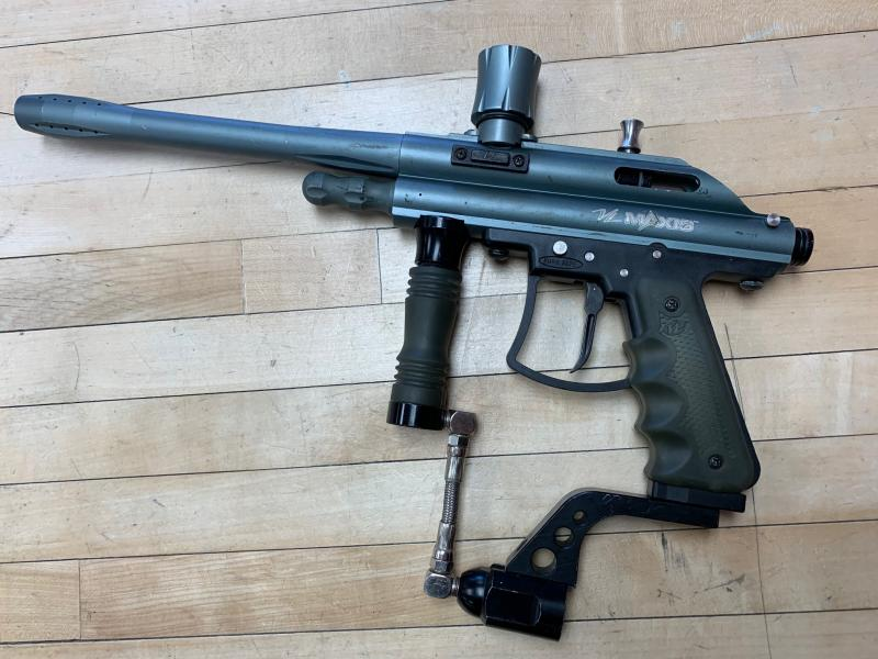 Pre Owned VL Maxxus Paintball Marker