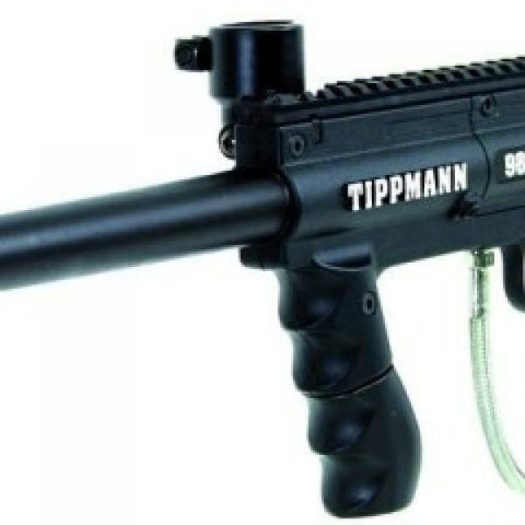 Tippmann 98 Custom Platinum ACT