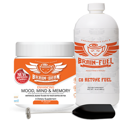 Brain-Bean + Brain-Fuel Kit
