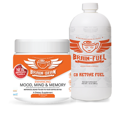 Brain Bean + Brain Fuel Bundle!