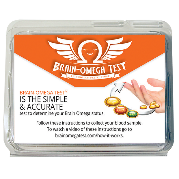 Brain-Omega Test Plus