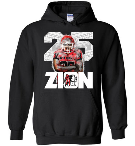 Zion Ah You - Loyal Hoodie
