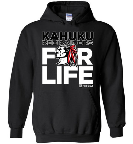 Kahuku Red Raiders For Life