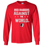 Red Raiders Against the World