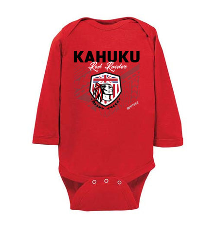 Kahuku Faded Tapa Seal Baby