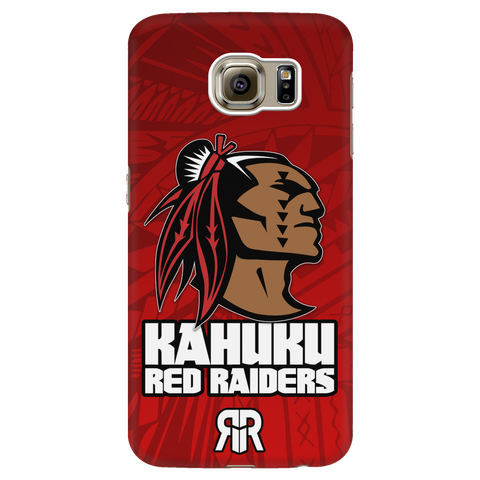 Red Raider Galaxy S6 Phone Case