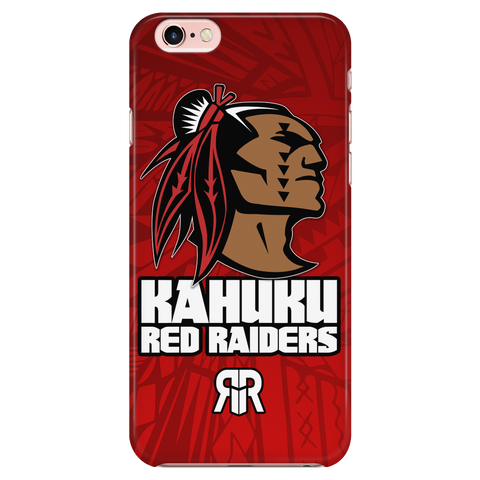 Red Raider iPhone 6 and 6s Case
