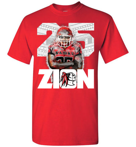 Zion Ah You - Loyal Tee