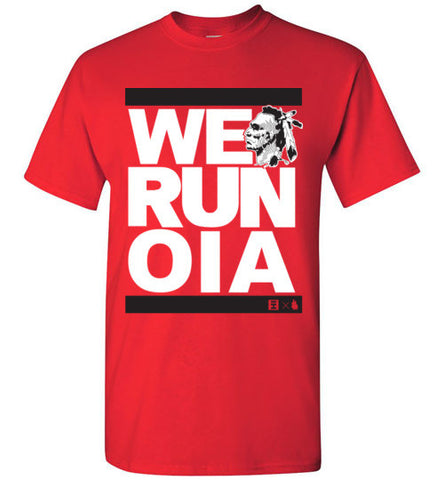 We Run OIA - Old School