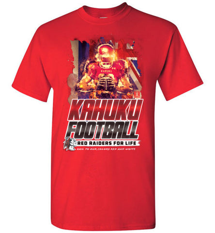 Kahuku Football on Fire RR4L