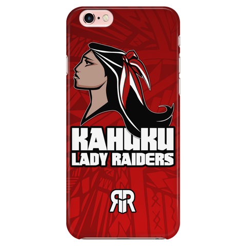 Lady Raider iPhone 6/6s Case