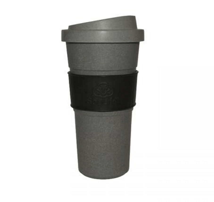 Bamboo Travel Mug 20 oz. | Re-usable | Organic |