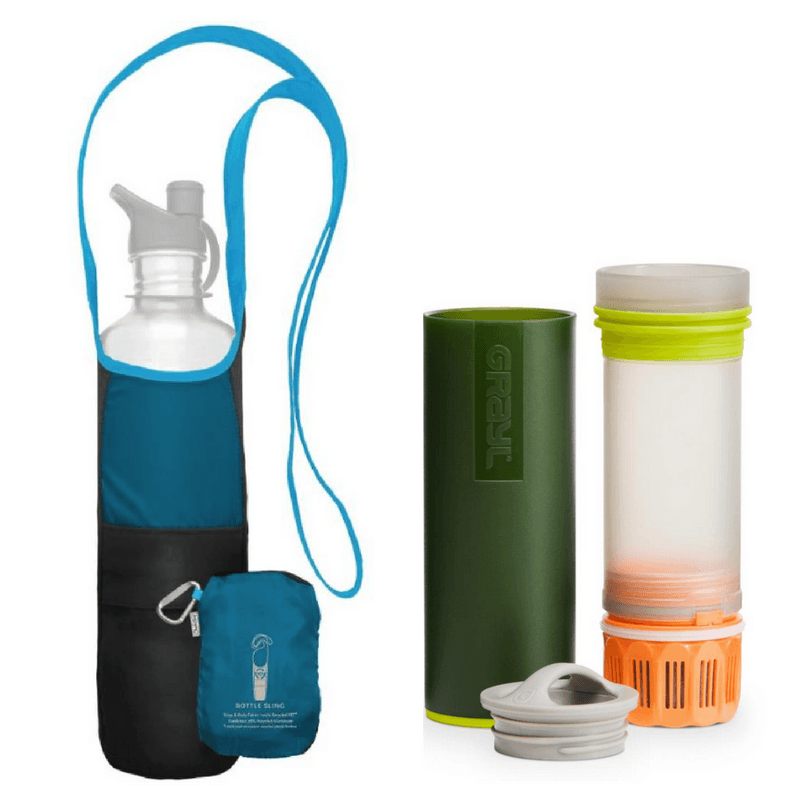 purify water bottle anywhere bundle