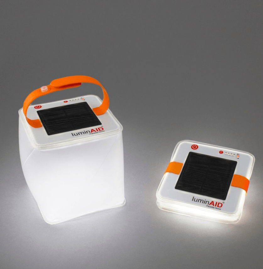 LuminAID Nova Light | Solar-powered |