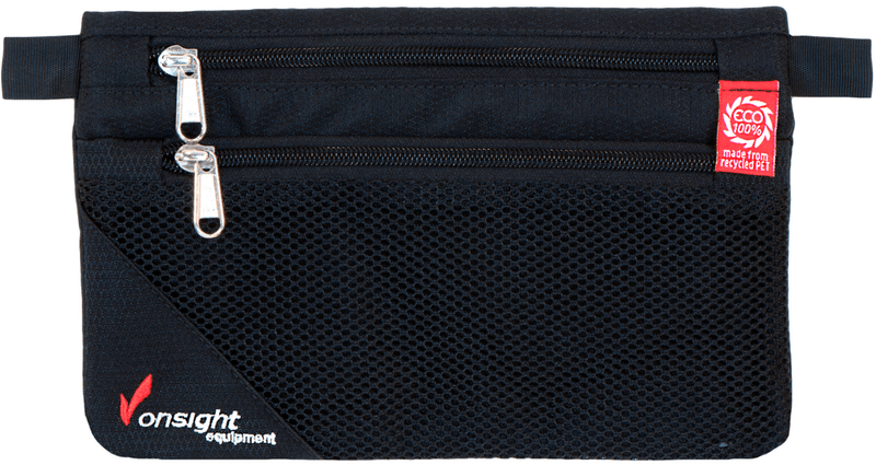 Large Deluxe Travel Pocket | Recycled |