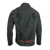 The Rest Of Our Life Mens Denim Jacket