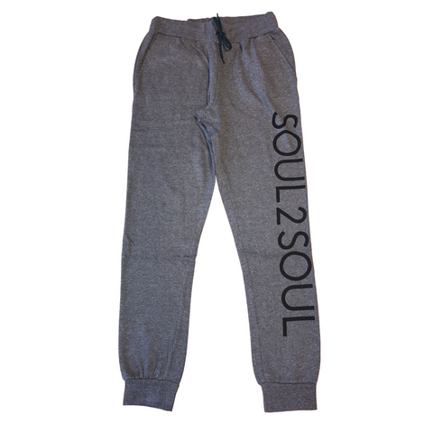 Soul2Soul Tour Charcoal Sweats