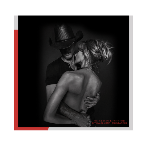Tim & Faith 2018 Calendar