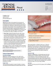 The Dental Advisor coverage of Phocal disks
