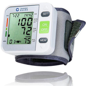 Clinical Wrist Blood Pressure Monitor