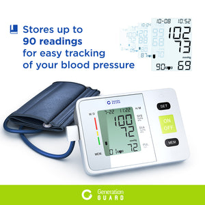 Clinical Arm Blood Pressure Monitor