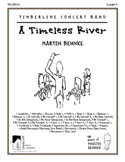 A Timeless River Full Score