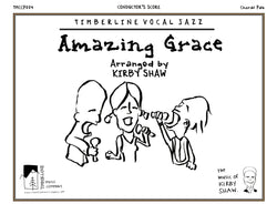 Amazing Grace (with House of the Rising Sun) Full Score