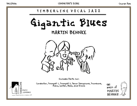 Gigantic Blues Full Score