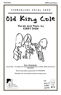 Old King Cole SATB and Piano Octavo