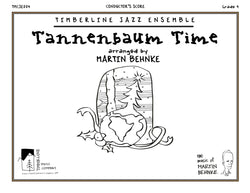 Tannenbaum Time Full Score and Parts