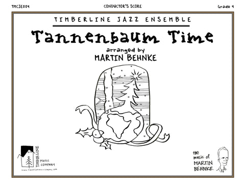 Tannenbaum Time Full Score