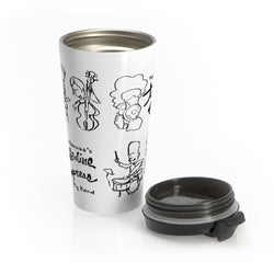 TEBB Stainless Steel Travel Mug