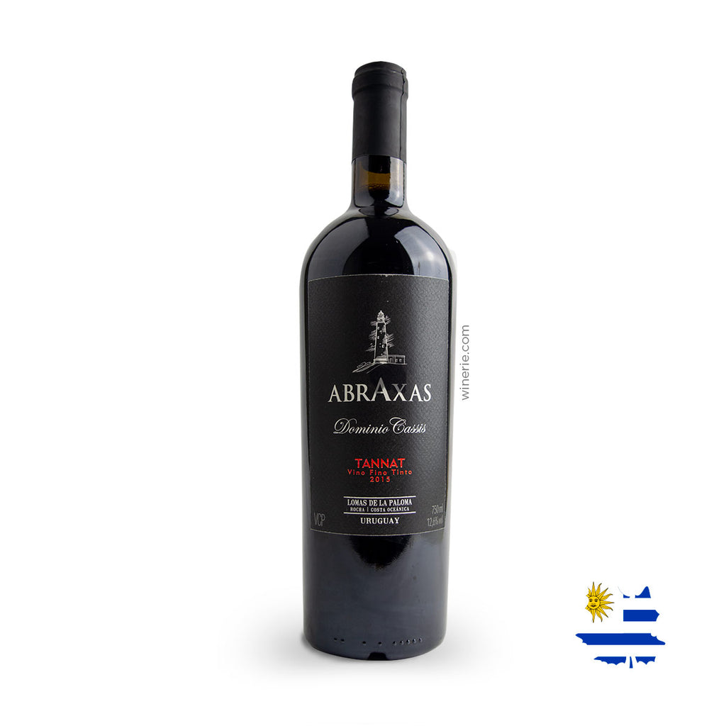 DOMINIO CASSIS ABRAXAS 2015 750ML