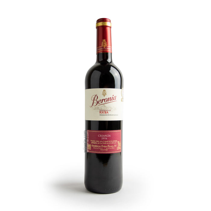 Beronia Crianza 2016 750ml