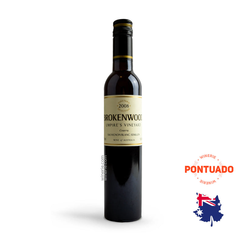 BROKENWOOD UMPIRE´S VINEYARD 2008 375ML