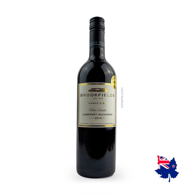 Brookfields Ohiti Estate Cabernet Sauvignon 2015 750 ml
