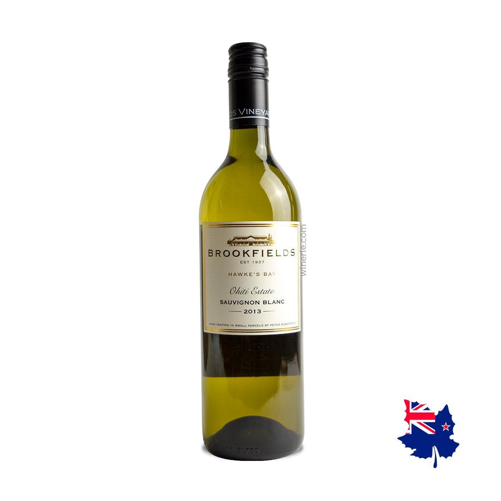 BROOKFIELDS OHITI ESTATE SAUVIGNON BLANC 2013 750ML