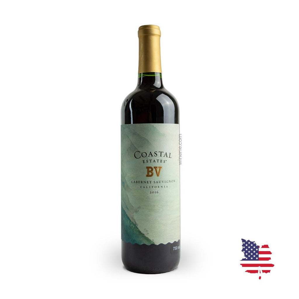 BV COASTAL ESTATES CABERNET SAUVIGNON 2016 750ML