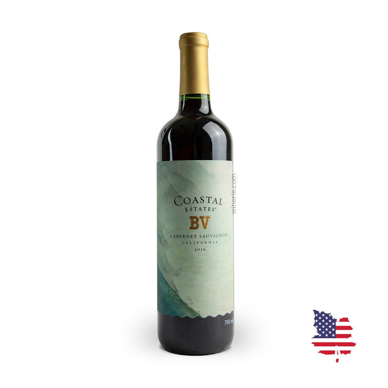BV Coastal Estates Cabernet Sauvignon 2016 750 ml
