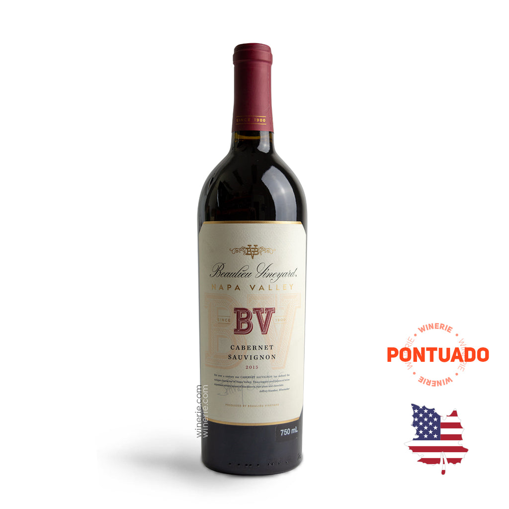 BV NAPA VALLEY CABERNET SAUVIGNON 2015 750ML