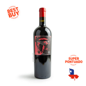 Caballo Loco Grand Cru Maipo 2014 750ml