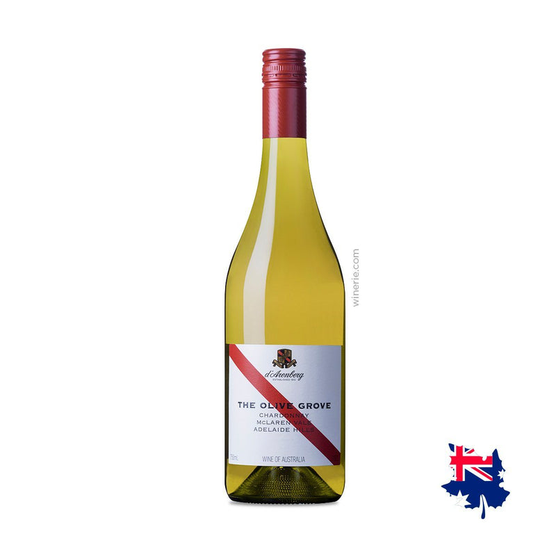 THE OLIVE GROVE CHARDONNAY 2016 750ML