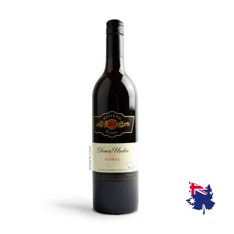 Down Under Shiraz 2018 750 ml